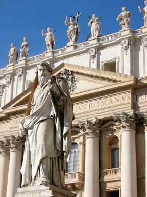 St. Paul, St. Peter's Square, Vatican City