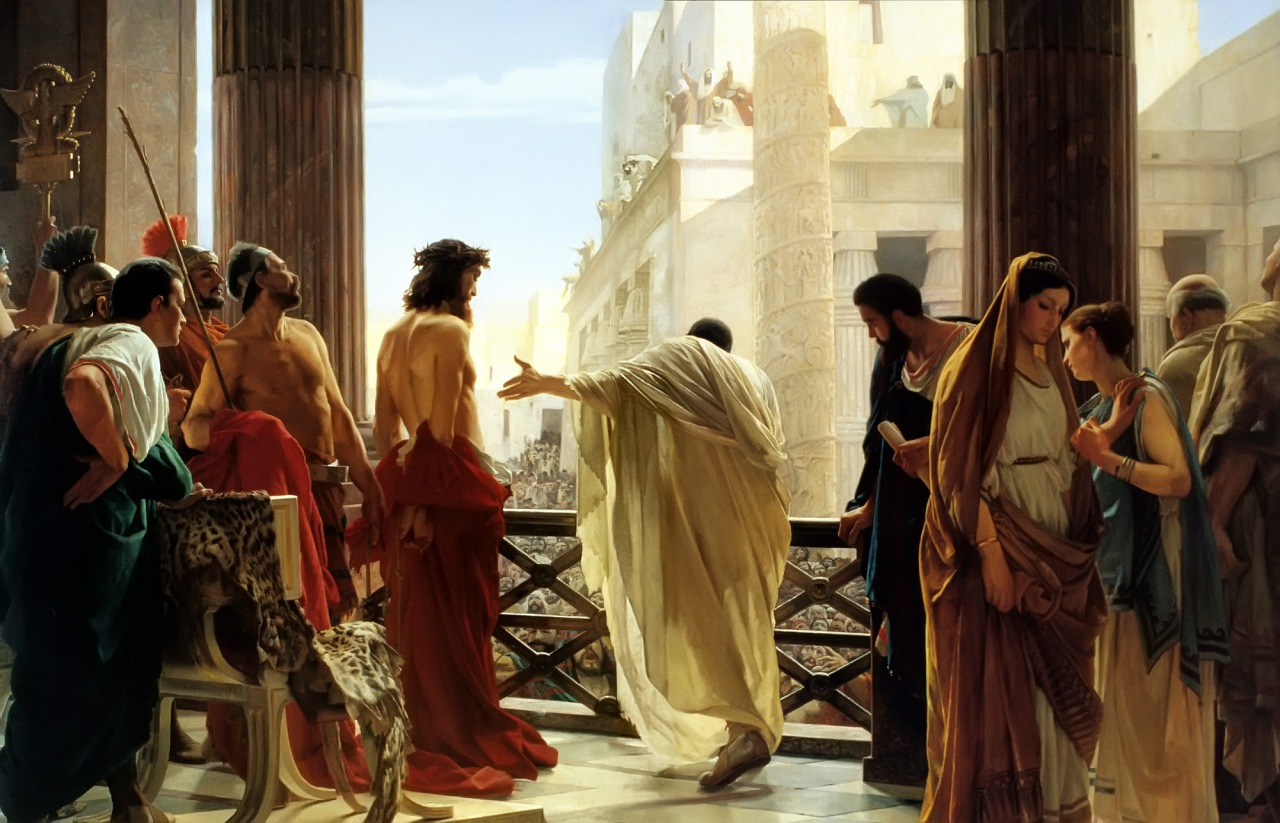 Jesus Before Pilate: Five Observations of Fulton Sheen – The Five Beasts